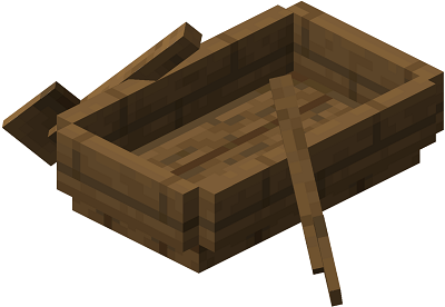 Find Buried Treasure in Minecraft