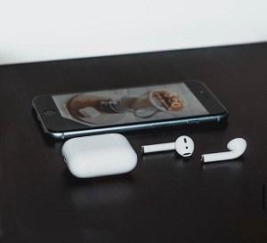 Установите Airpods на Iphone X