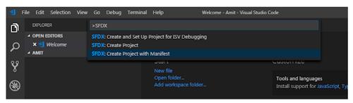 Visual Studio Code to Salesforce
