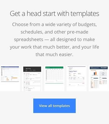 Создайте бюджет в Google Таблицах