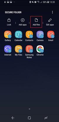 Find Hidden Apps on Samsung Galaxy A50