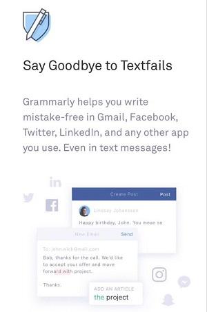 Grammarly Use Commas