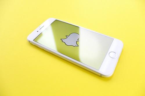 Snapchat Пройдите проверку