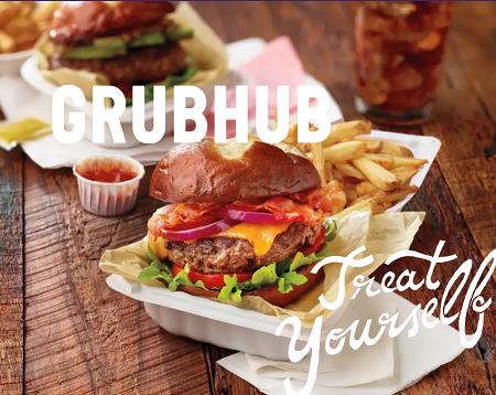 grubhub add tip