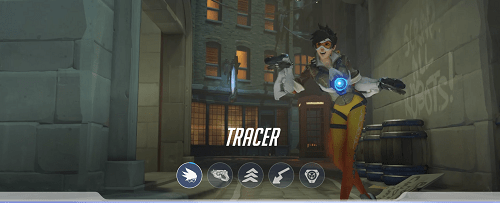 Overwatch Play Tracer
