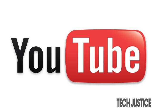 YouTube-Tech-Justice