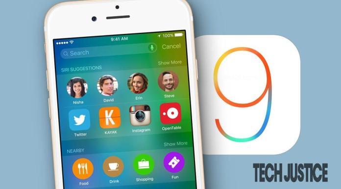 iOS-9 bug