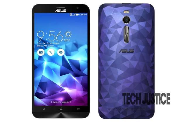Asus ZenFone 2 Deluxe tech justice