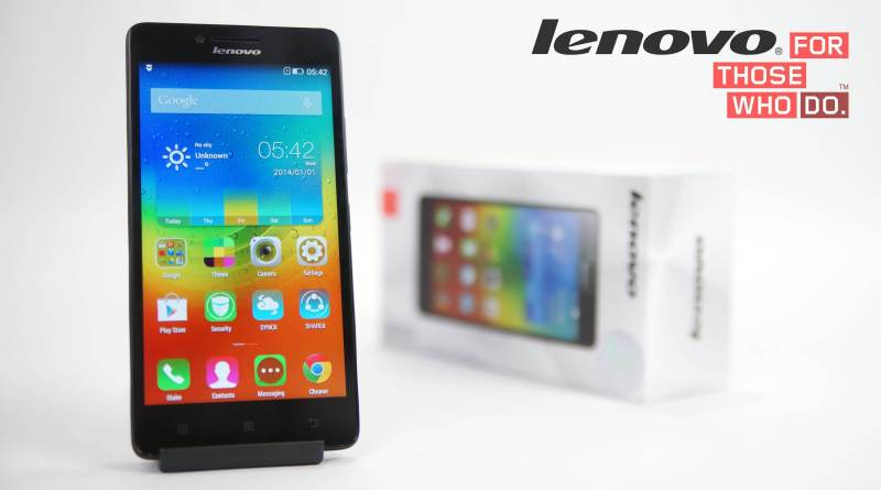 How to Hard Reset Lenovo A6000