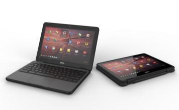 Dell Chromebook 5000
