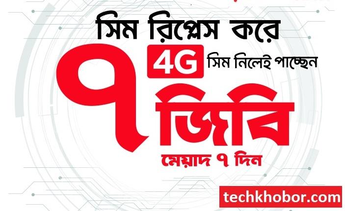 রবি-ফোরজি-সিম-রিপ্লেসমেন্ট-৭জিবি-ডাটা-ফ্রি-4G-সিম-নিয়ে-নিন