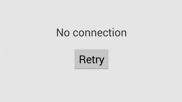 "Google Play Store ""No Internet Connection, Retry"" Fix - Android"