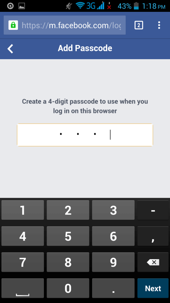 What 6 Digit Security Code