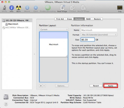 resize mac partitions - 04