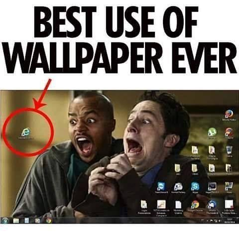 funny wallpaper