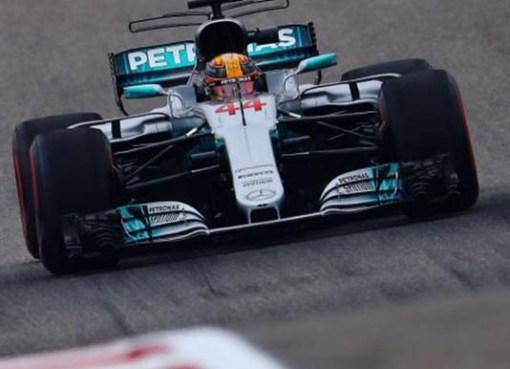 USA Texas 2017 GP Yarışı Kazananı Hamilton