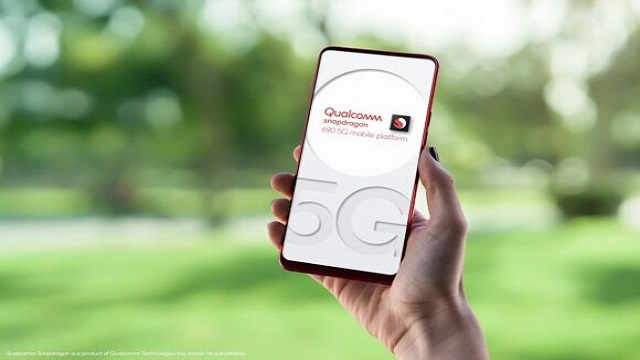 Snapdragon 690 with 5G