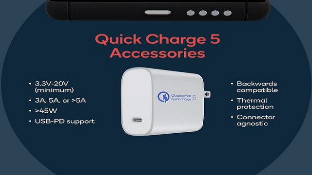 quick charge 5 accessories