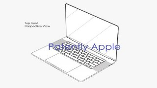 MacBook Pro Screen Patent
