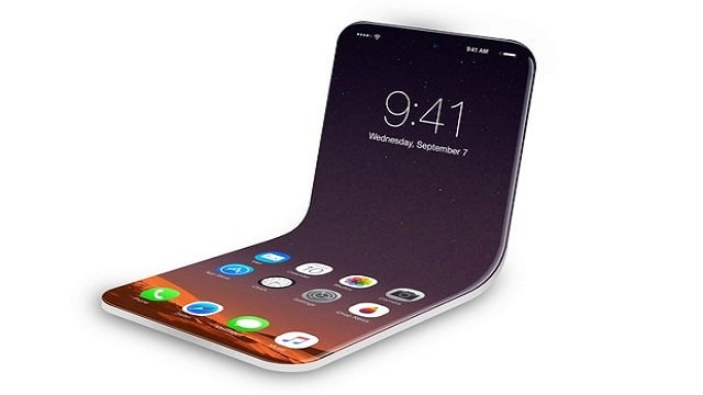 Apple develops foldable iPhone