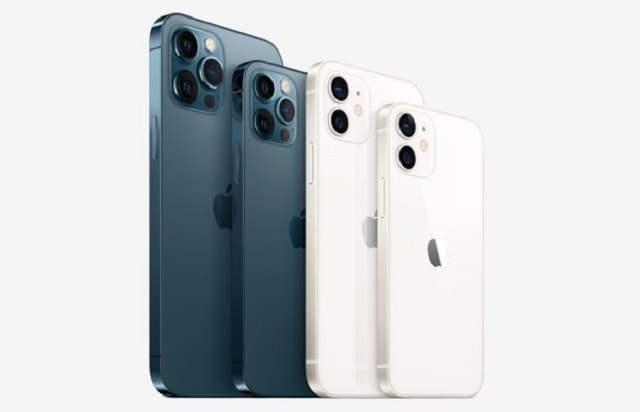 iPhone 12 models compared