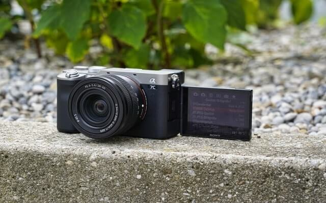 Sony A7C specifications
