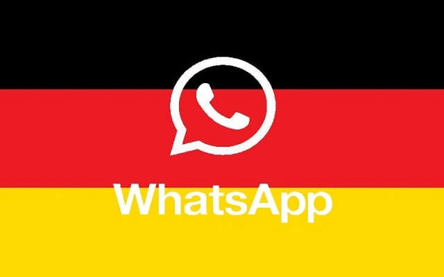 Germany Bans WhatsApp's New Privacy Policy