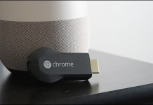 Free Google Chromecast With Google Home