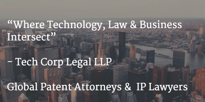 Patent Attorneys International Law Firm Tech Corp Legal LLP