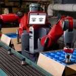 BAXTER: THE BLUE COLLARED ROBOT 3