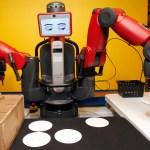 BAXTER: THE BLUE COLLARED ROBOT 2