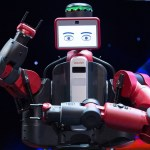 BAXTER: THE BLUE COLLARED ROBOT 4