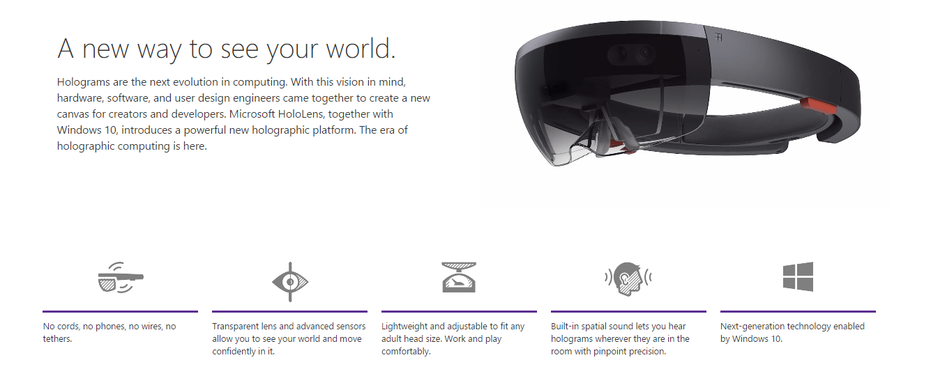 Microsoft HoloLens: Turning Sci-Fi Into Reality 3