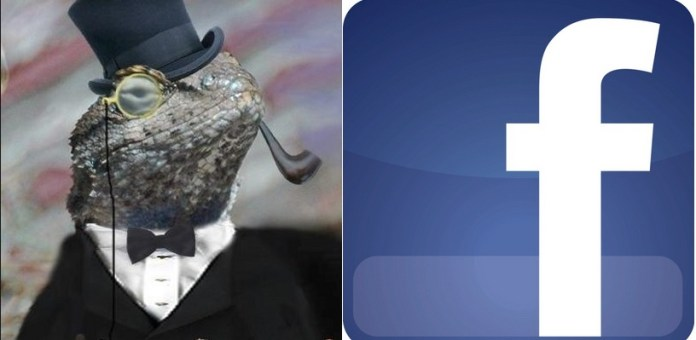facebook hacked by Lizard Squad