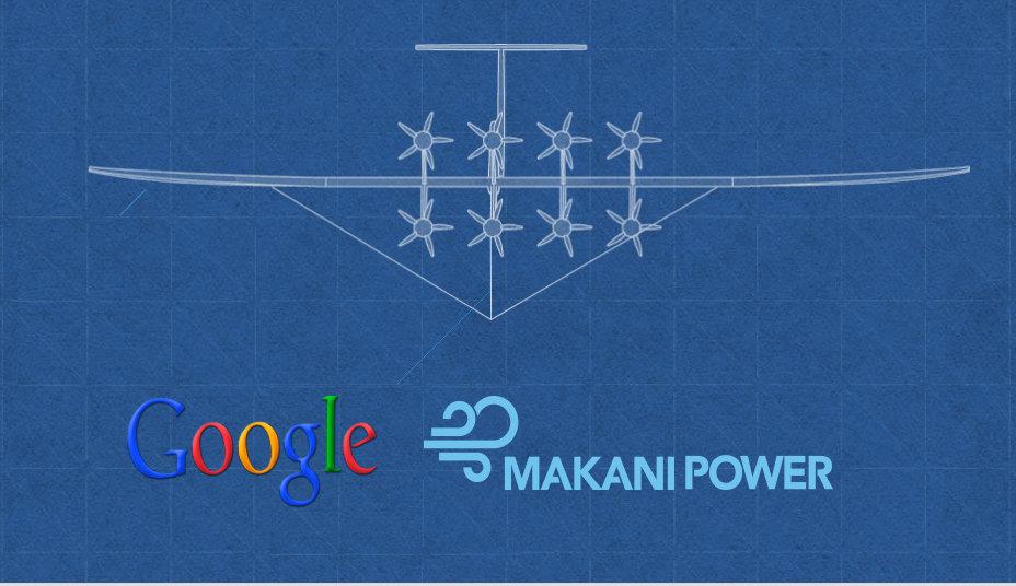 google project makani