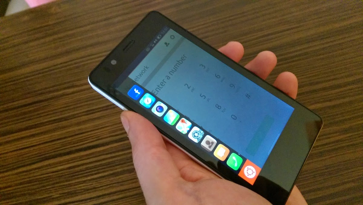 Ubuntu steps into the Smartphone Market with Aquaris E4.5 2