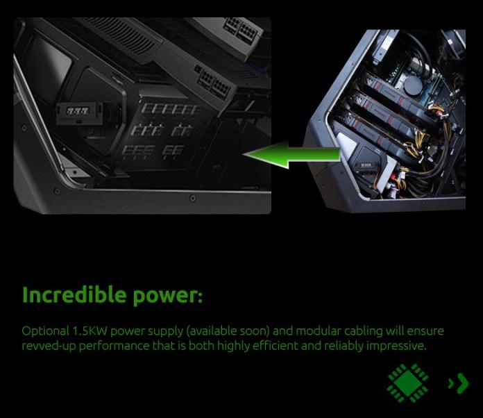 Incredible power