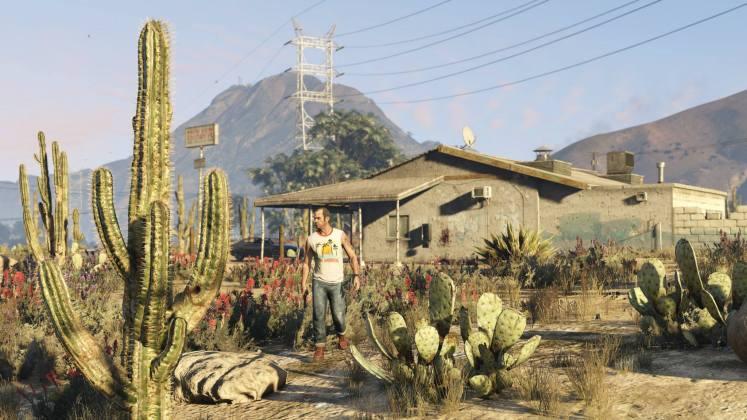 Rockstar Reveals GTA V PC Screenshots 4