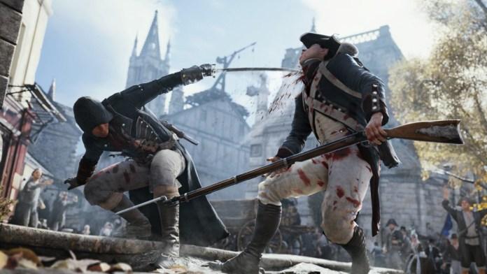 Assassins Creed Unity PC Wallpaper