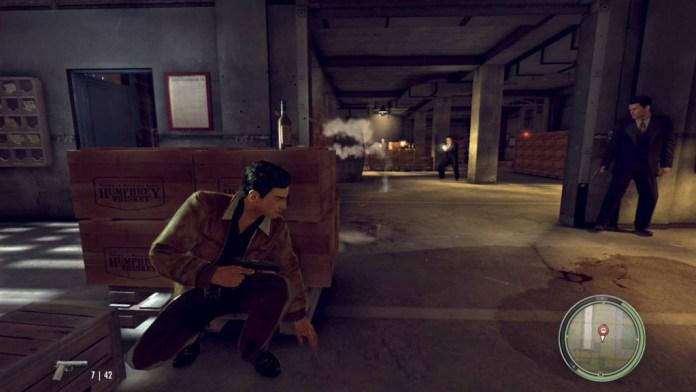 Mafia II - E3 2010_Shootout (FILEminimizer)