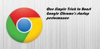 google chrome boost