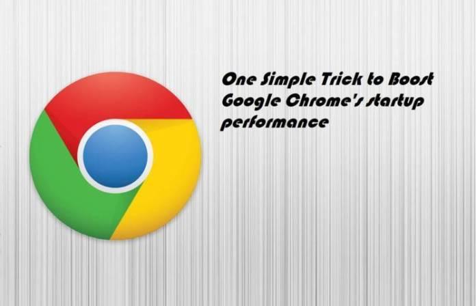 google chrome boost