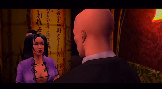 Lei Ling in Hitman Contracts