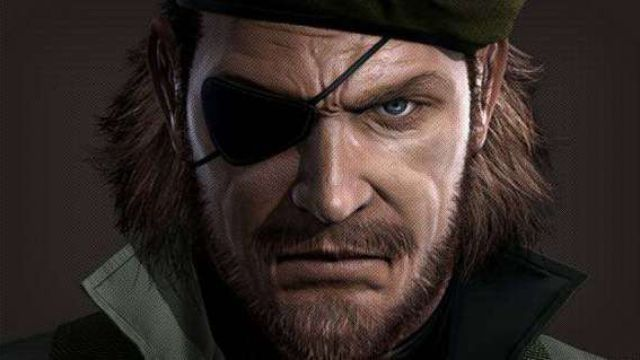 Solid Snake from Metal Gear