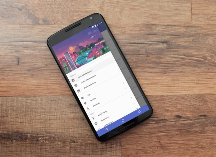 walloid - free wallpaper apps for android