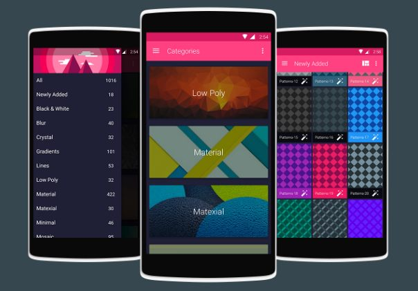 wallrox - best android wallpaper apps