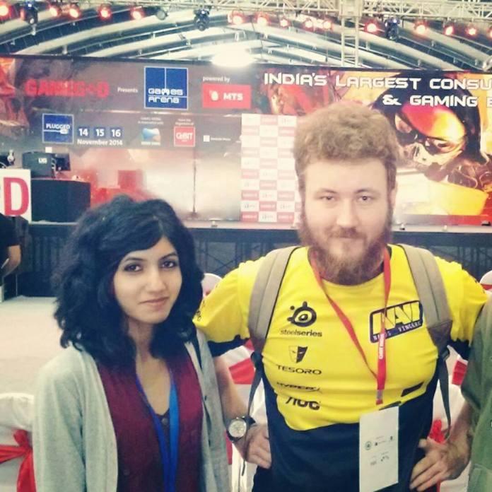 Xya_Ioann Edward Sukhariev (Ukraine)_Plugged In_Bangalore_2k14
