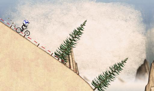 stickman downhill - endless stickman games