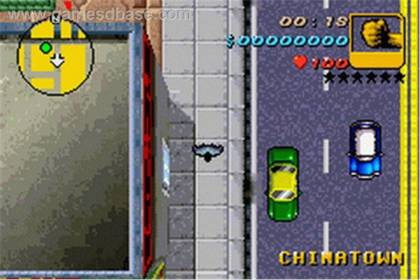 gta game boy advance rom download