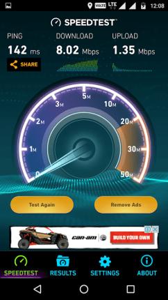 internet speed meter
